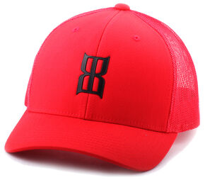 Bex Men's Klafkyn Snap-Back Ball Cap, Red, hi-res
