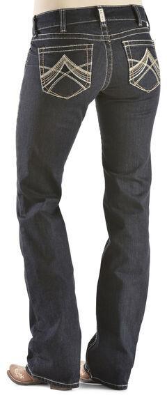 Ariat Women's Chainlink R.E.A.L. Riding Jeans, , hi-res
