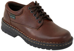 Eastland Women's Brown Plainview Oxfords , , hi-res