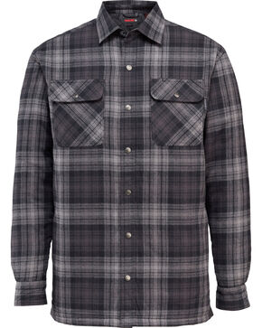 Wolverine Men's Forester Shirt Jac , Grey, hi-res