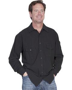 Scully Cantina Gusseted Pocket Shirt, , hi-res