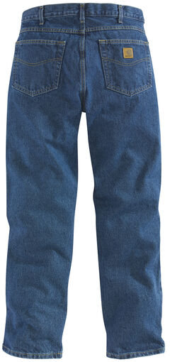 Carhartt Men's Relaxed Fit Tapered Leg Jeans, , hi-res