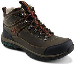 Eastland Men's Brown Rutland Mid Trail Boots, , hi-res