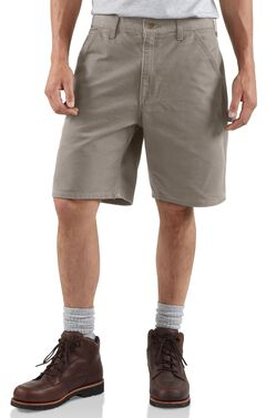 Carhartt Washed Duck Work Shorts, , hi-res