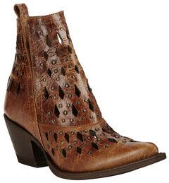 Ariat Women's Tan Chiquita Boots - Pointed Toe, , hi-res