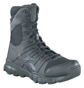 "Reebok Men's Dauntless 8"" Tactical Boots, Black, hi-res"