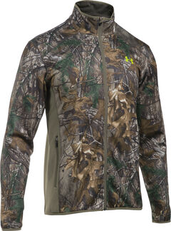 Under Armour Scent Control Armour Fleece Jacket, , hi-res