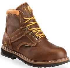 Dan Post Gripper Zipper Waterproof Lacer Boots, , hi-res