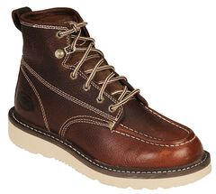 "Dickies Trader 6"" Lace-Up Work Boots - Round Toe, , hi-res"