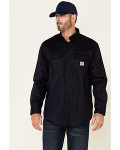 Carhartt Flame Resistant Dry Twill Work Shirt, , hi-res