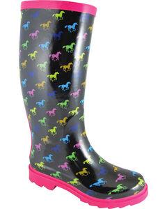 Smoky Mountain Women's Ponies Waterproof Boots, , hi-res
