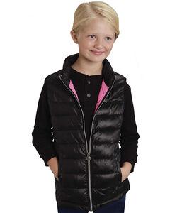 Roper RangeGear Girls' Crushable Vest , , hi-res