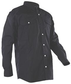 Tru-Spec Men's Black 24-7 Dress Shirt , , hi-res