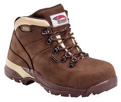 Avenger Women's Waterproof Hiking Boots - Composite Toe, , hi-res