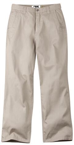 Mountain Khakis Men's Lake Lodge Relaxed Fit Twill Pants, , hi-res