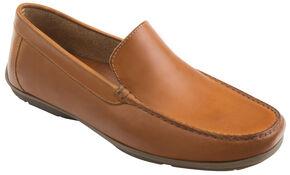 Eastland Men's Tan Talladega Driving Moc Loafers, Tan, hi-res