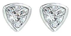 Montana Silversmiths Women's Lucky Trillion Treasure Horseshoe Earrings , , hi-res