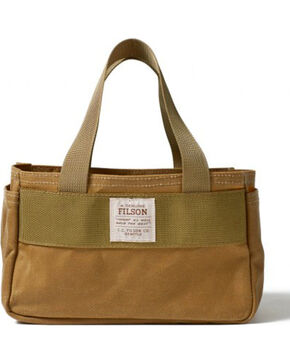 Filson Oil Finish Shot Shell Bag, Tan, hi-res