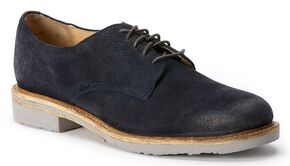 Frye Men's Jim Oxford Shoes, Indigo, hi-res