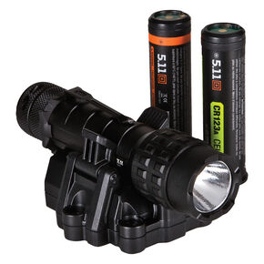 5.11 Tactical TMT R1 Flashlight, Black, hi-res