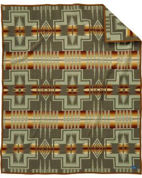 Pendleton Harding Twin Blanket, Multi, hi-res
