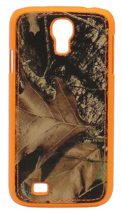 Nocona Mossy Oak Camo and Hunter Galaxy S4 Phone Cover, , hi-res