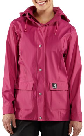 Carhartt Waterproof Medford Jacket, Pink, hi-res