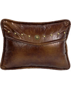 HiEnd Accents Ruidoso Studded Envelope Throw Pillow, , hi-res