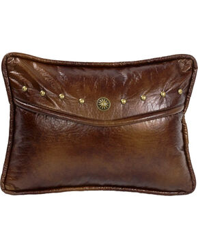HiEnd Accents Ruidoso Studded Envelope Throw Pillow, Multi, hi-res