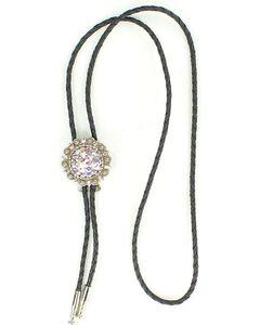 Concho Ornament Bling Bolo Tie, , hi-res