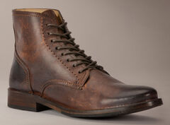 Frye Oliver Lace Up Boots, , hi-res