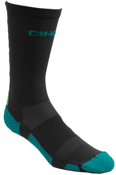 Cinch Men's Grey Crew Sock , , hi-res
