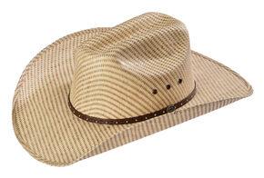 Bullhide Hats Kids' 50X Straw Spotter Western Hat, Tan, hi-res
