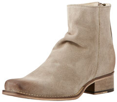 Ariat Women's Sand Unbridled Sloan Suede Boots - Square Toe , , hi-res