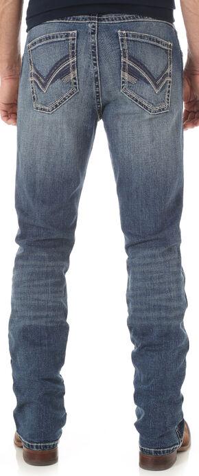 Wrangler Men's Indigo 20X No. 42 Vintage Boot Cut Jeans, Indigo, hi-res