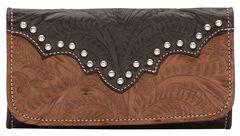 American West Annie's Secret Tri-Fold Wallet, , hi-res