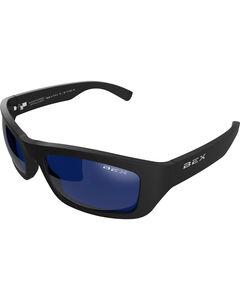 Bex Men's Ghavert Polarized Black/Blue/Green Sunglasses, , hi-res