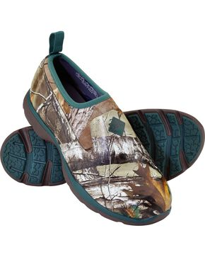 Muck Men's Realtree Xtra Pro Low Shoes , Camouflage, hi-res