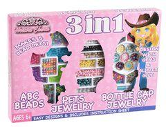 3-in-1 Bead Jewelry Set, , hi-res