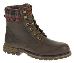 Caterpillar Women's Kenzie Work Boots - Steel Toe, , hi-res