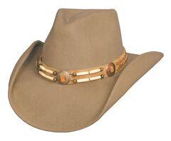 Bullhide Shawnee Premium Wool Cowboy Hat, , hi-res
