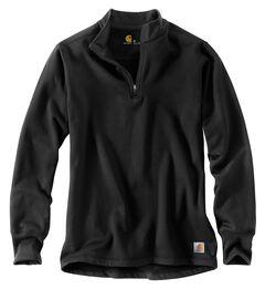 Carhartt Base Force Cold Weather Quarter Zip Sweatshirt, , hi-res