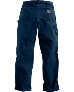 Carhartt Washed Duck Work Dungaree Utility Pants - Big & Tall, , hi-res