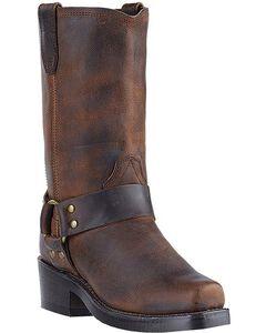Dingo Molly Harness Boots - Snoot Toe, Gaucho, hi-res