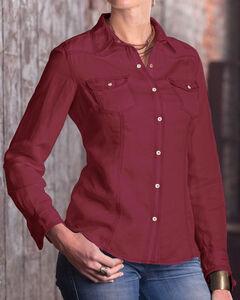 Ryan Michael Women's Harriet Shirt, , hi-res