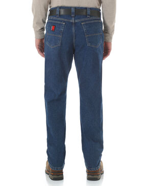 Wrangler Riggs Advanced Comfort 5-Pocket Work Jeans - Big and Tall , Midstone, hi-res