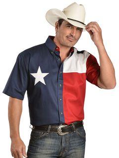 Exclusive Gibson Trading Co. Texas Flag Shirt, , hi-res