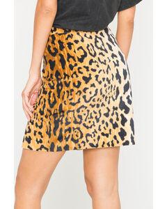 Tasha Polizzi Women's Hot Spot Mini Skirt, , hi-res