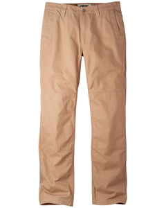Mountain Khakis Men's Yellowstone Tan Alpine Utility Pants - Relaxed Fit , , hi-res
