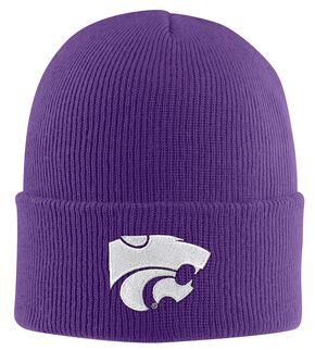 Carhartt KSU Wildcats Cap, Purple, hi-res
